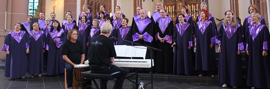 Chor © Lars Bergengruen